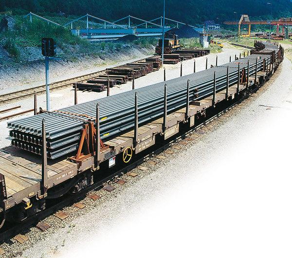 DB Cargo: Schienen auf Schienen von Österreich in das Vereinigte Königreich