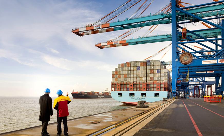 DHL Global Forwarding, Freight: Seefrachtgeschäft bleibt weitgehend stabil