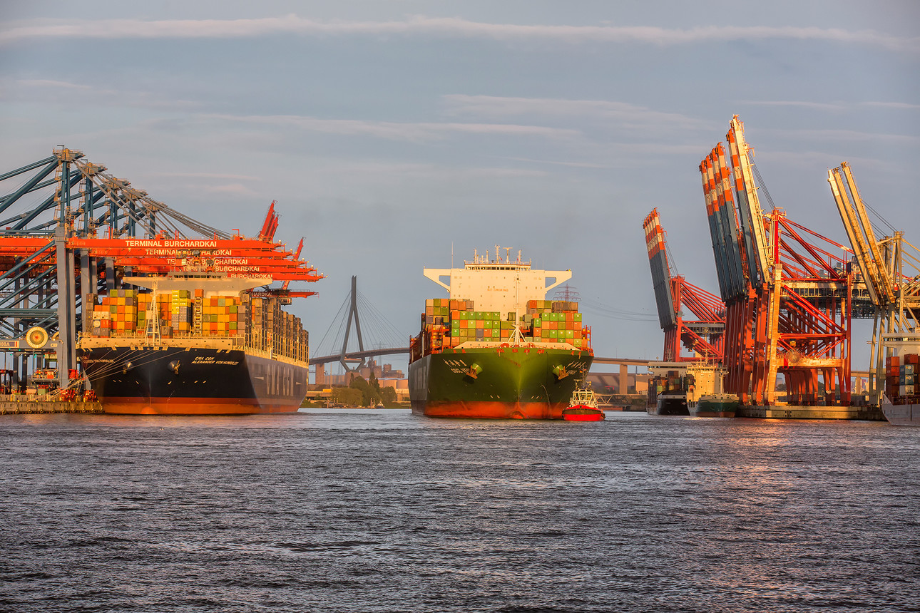 Port Of Hamburg Is Gaining Market Share In Container