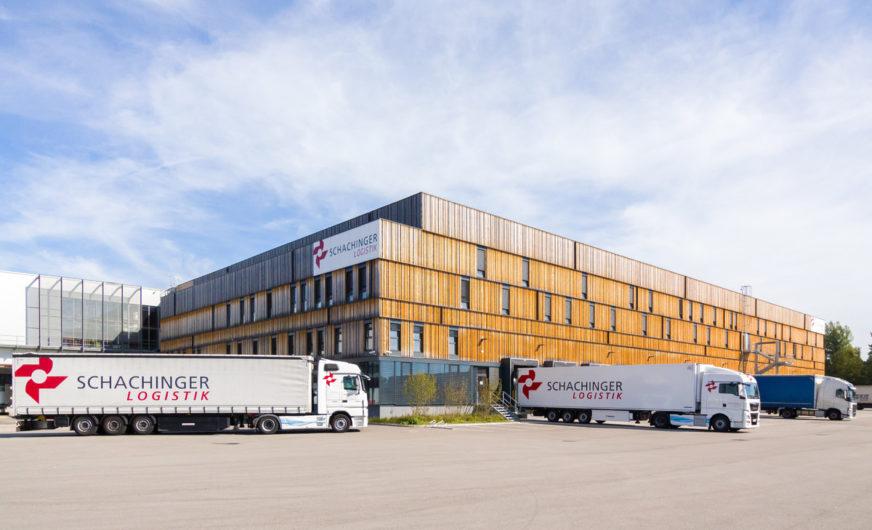 80 years of Schachinger logistics: The anniversary employee is seeking new market segments