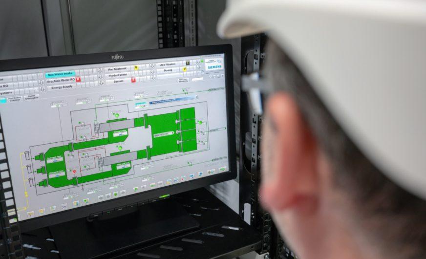 Siemens Österreich: Großauftrag für acht Meerwasserentsalzungsanlagen in Saudi-Arabien