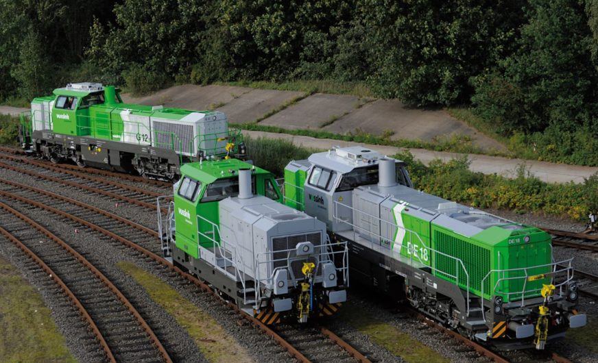 Vossloh-Geschäftsfeld Locomotives bekommt chinesischen Eigentümer