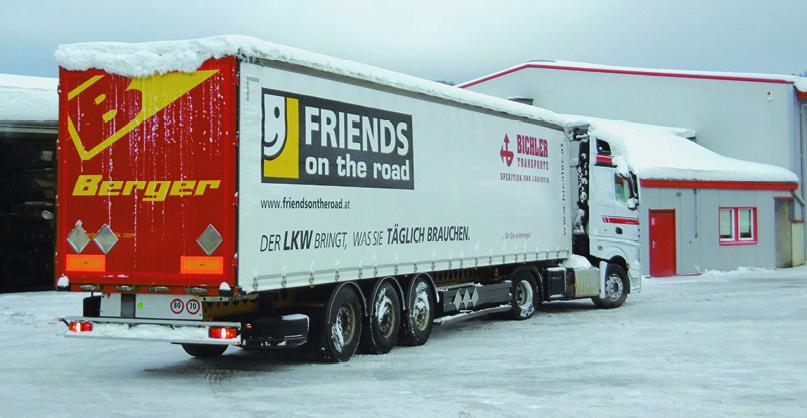 Große Logistikinvestition  in Rohrbach an der Gölsen