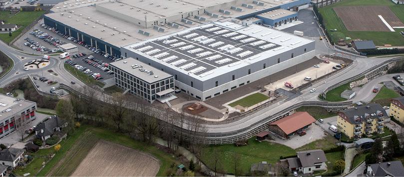 Porsche Teilevertriebszentrum strebt nach Trendwende hin zur Schiene