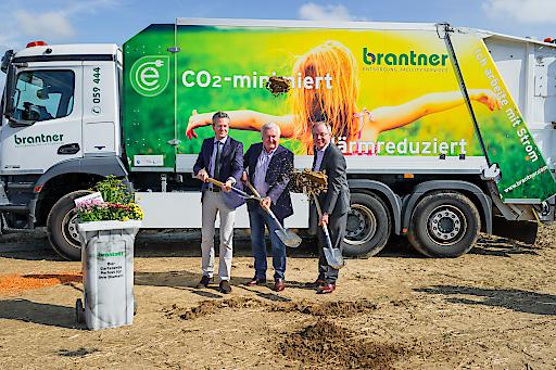 Brantner investiert sieben Mio. Euro in neues Werk