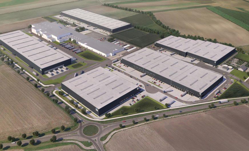 """""""Industrial Campus Vienna East"""" bekommt 20 Prozent mehr Logistikflächen"""