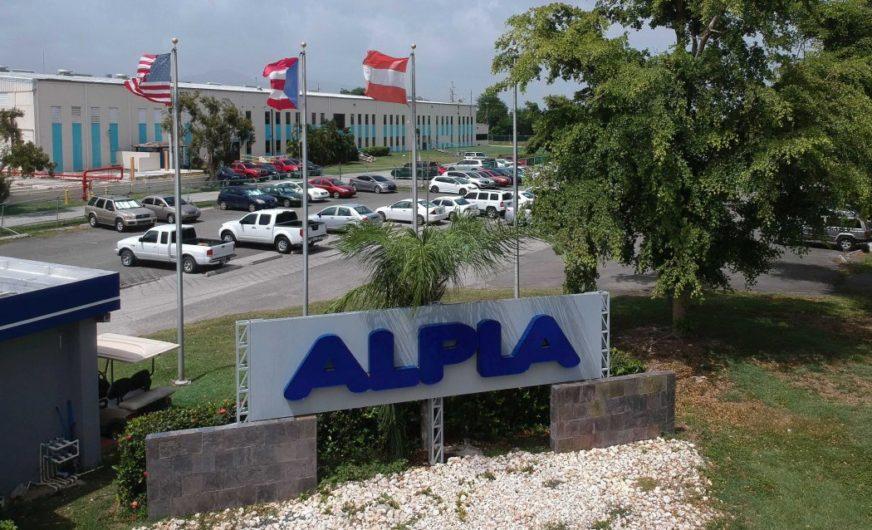 Inhouse-Werke von Alpla reduzieren Logistikbedarf auf ein Minimum