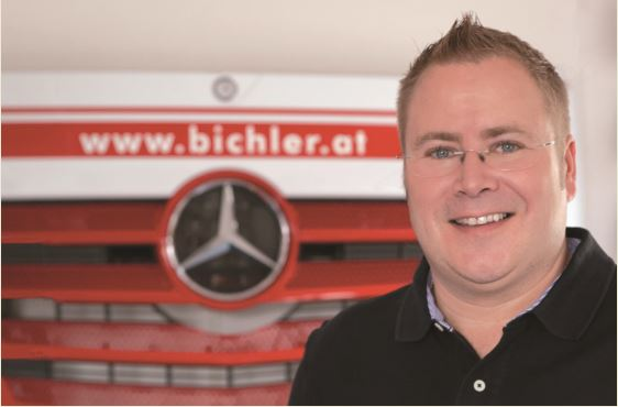 Bichler Forwarding and Logistics expands its location in Gölsental