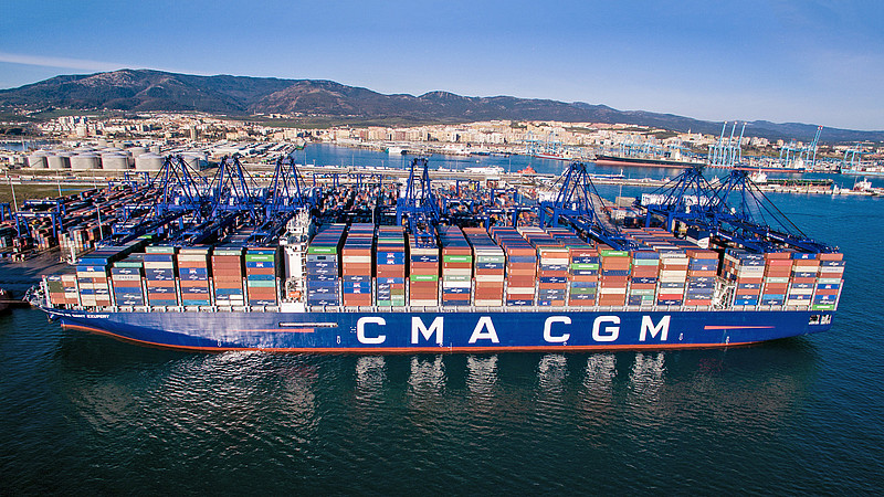 CMA CGM Group is confident for the second half of 2019
