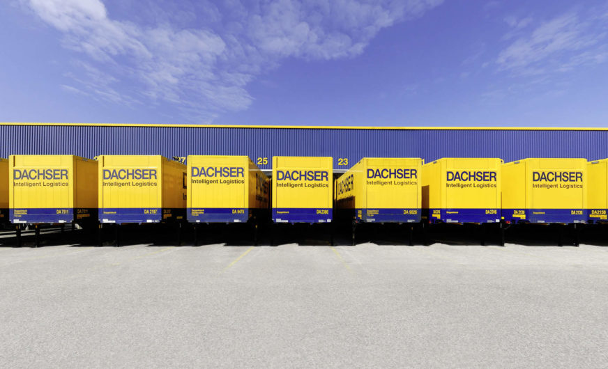 Dachser opens its branch N°9 in Poland