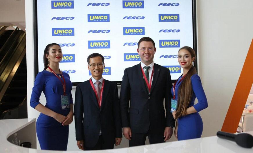 Fesco und Unico entwickeln beschleunigten Asien – Europa-Service