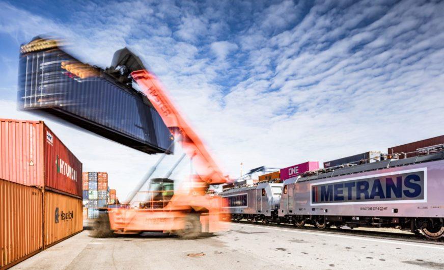 Hamburg positioniert sich als Eisenbahnknoten für China-Verkehre in Europa