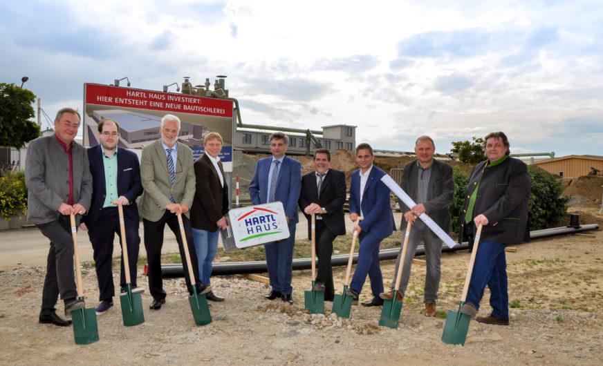 Hartl Haus startet mit Großinvestition im Waldviertel