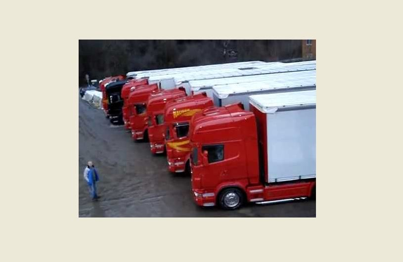 1.2 million euros liabilities: Off for Tyrolean carrier Hauser Logistik GmbH