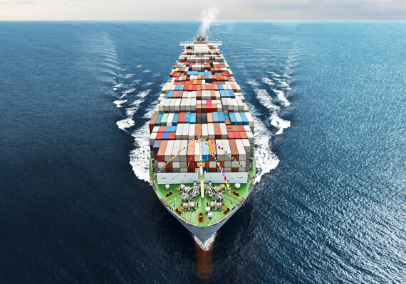 Keimelmayr is now also involved in the sea freight forwarding business