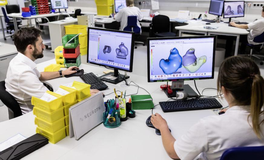 Neuroth etabliert neuen Standort für Technik- und Logistikcenter in der Steiermark