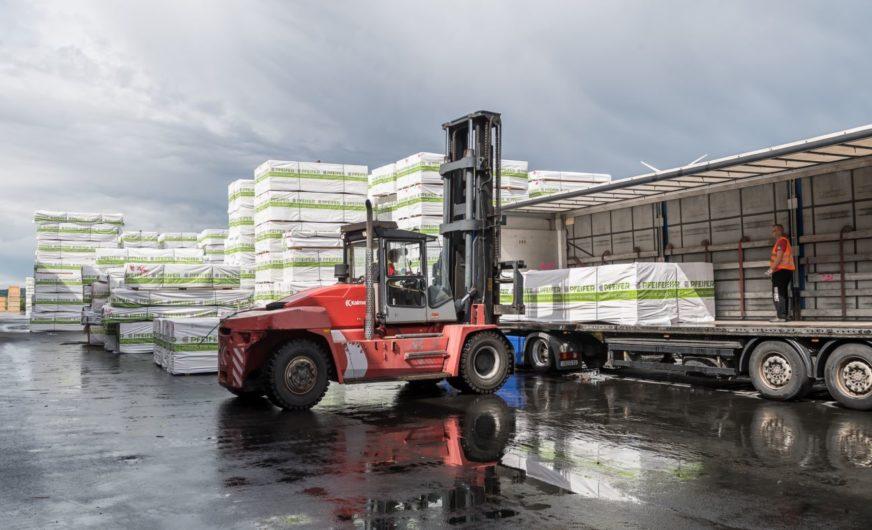 Pfeifer Group errichtet Logistikzentrum für den Lkw-Verkehr in Imst