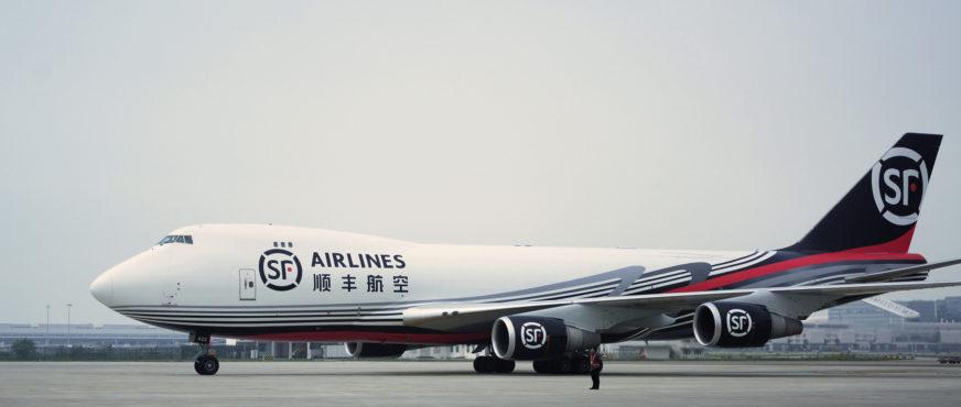 SF Airlines startet ersten China-Europa-Flug