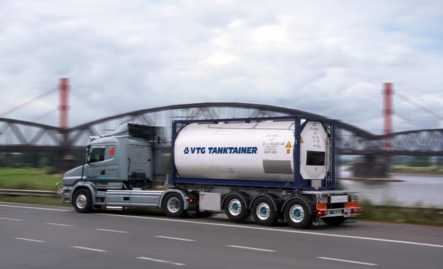 VTG AG: Neues Angebot für Transport von Flüssigkeiten