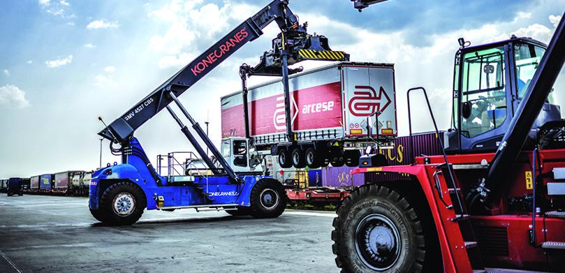 Containerterminal in Doboj  steht kurz vor der Umsetzung