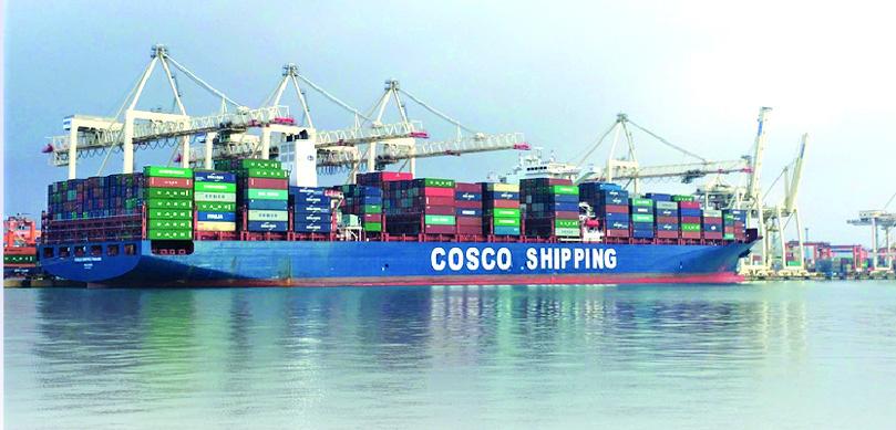 """Hafen Koper arbeitet  am Ausbau der """"Tradelane China"""""""