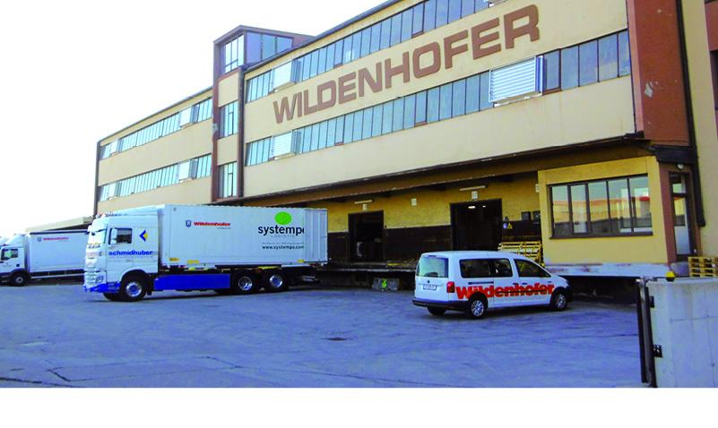 Wildenhofer Transport und Logistik rüstet sich für Industrie 4.0