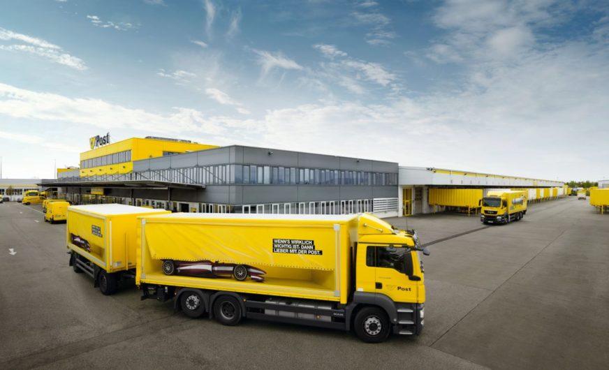 Österreichische Post: Abbiegeassistenten für die gesamte Lkw-Flotte