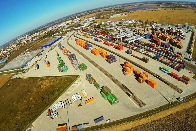 Neuer Containerzug von China nach Zentraleuropa