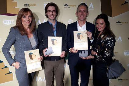 Rail Cargo Group holt Silber beim EFFIE-Award