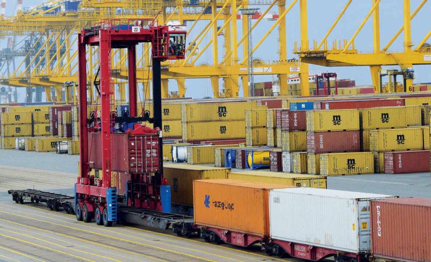 Bremische Hafeneisenbahn: Neues Tool für Kunden
