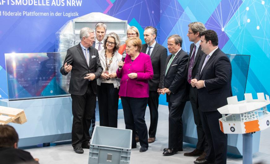 Wie Deutschland seine Marktführerschaft in der Logistik erhalten kann