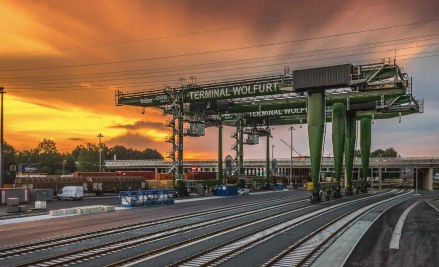 Hafen Antwerpen ist ,,Ready for Vorarlberg''