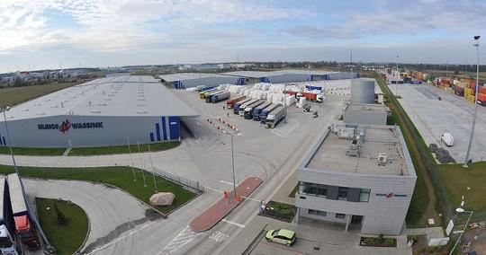 Katoen Natie übernimmt Lageraktivitäten von Nijhof-Wassink in Polen
