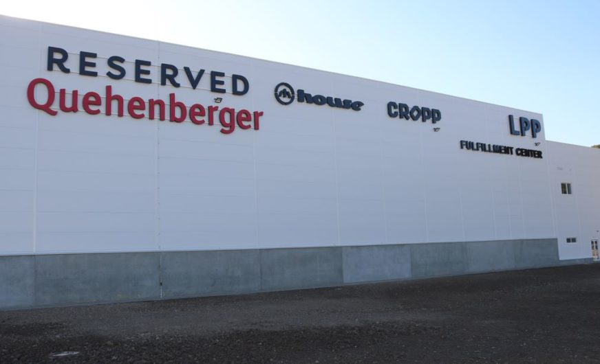 Quehenberger Logistics: New warehousing location in Romania