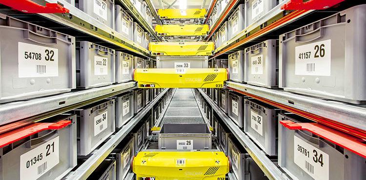TGW Logistics: In 50 Jahren zum Systemintegrator
