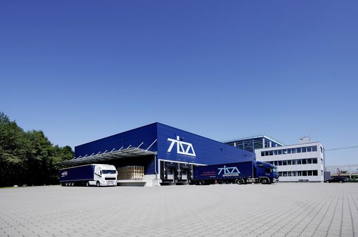 TISA Speditions GmbH mit neuem Standort im Hafen Wien Freudenau
