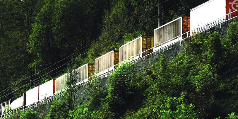Rail Cargo Operator arbeitet am Ausbau der intermodalen Netzwerk-Strategie