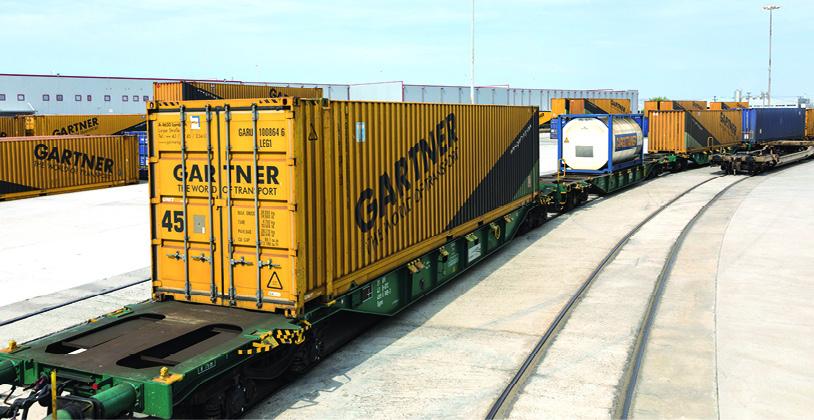 Hellas bleibt für europäische  Logistiker eine Herausforderung