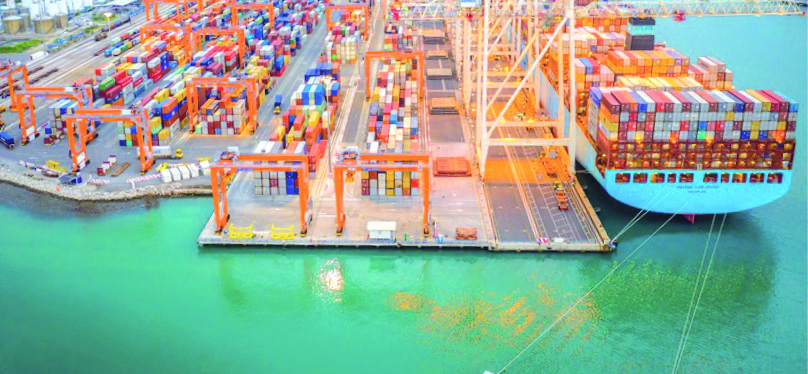 DHL Global Forwarding schätzt Koper und spürt den Aufschwung