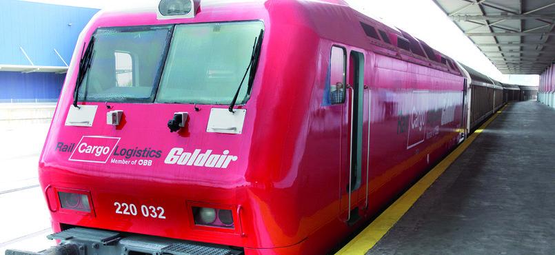 """Rail Cargo Group  pusht ihr Netzwerk für  die """"Maritime Seidenstraße"""""""