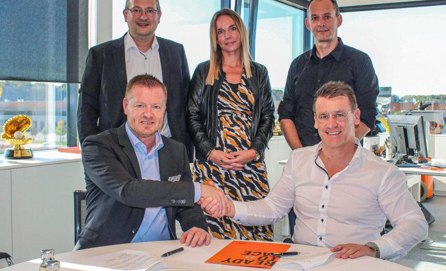 DHL Express managt Logistik für das KTM Factory Racing Enduro-Team