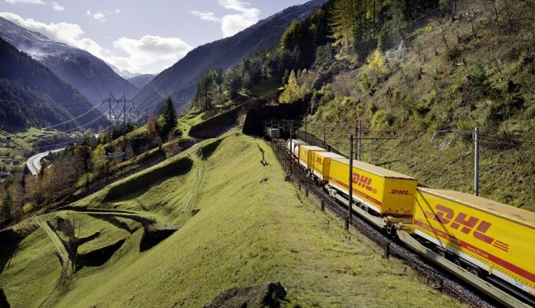 DHL Global Forwarding: fastest freight rail service between China and Europe