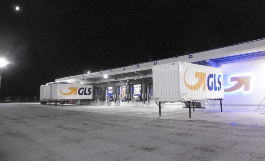 GLS Austria launched new construction in Kalsdorf