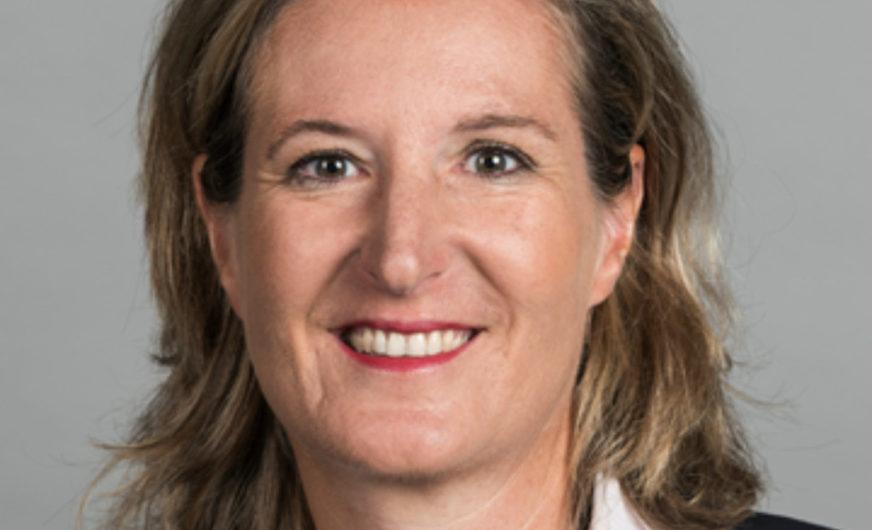 Désirée Baer rückt an die Spitze der SBB Cargo