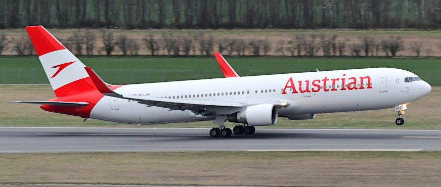 Austrian Airlines flies to Boston from the end of March 2020