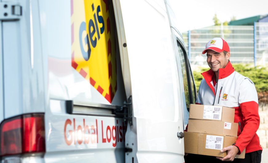 Geis selling parcel companies in the Czech Republic and Slovakia