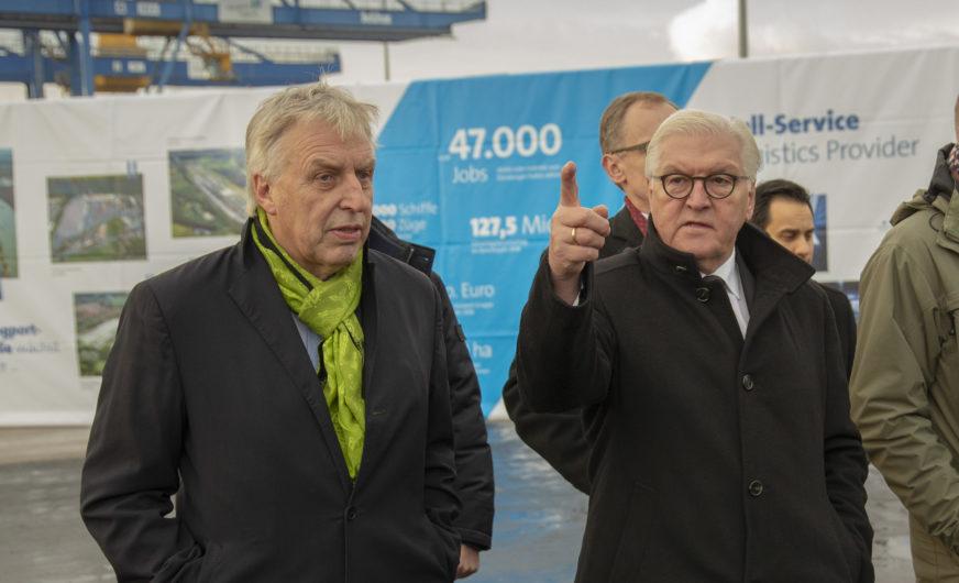 Duisburger Hafen punktet weiter im Chinaverkehr