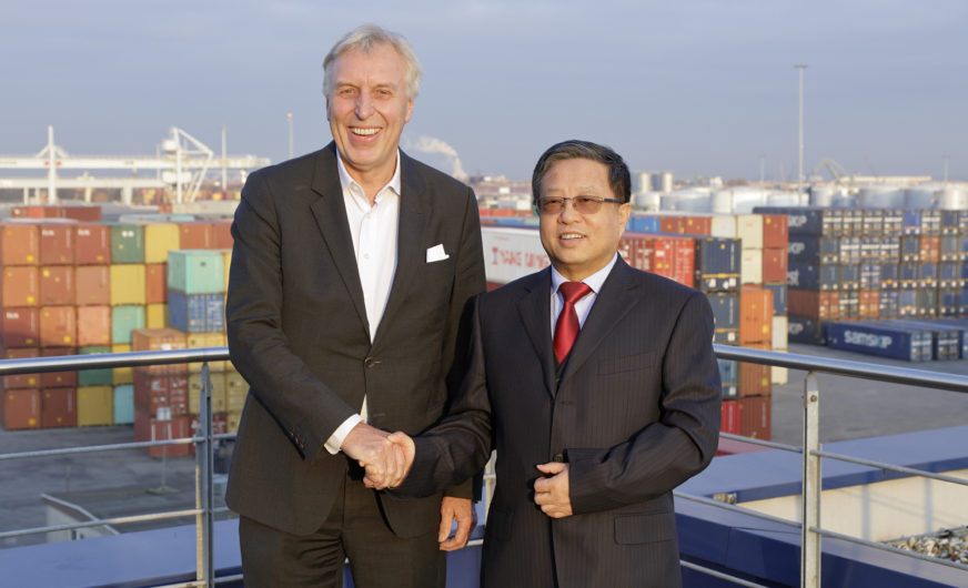 CRCT Europe Logistics GmbH eröffnet Niederlassung in Duisburg
