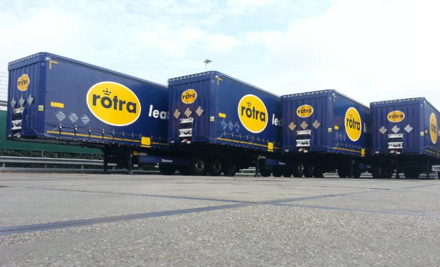 Kühne + Nagel verstärkt sich mit Rotra im europäischen Landverkehr