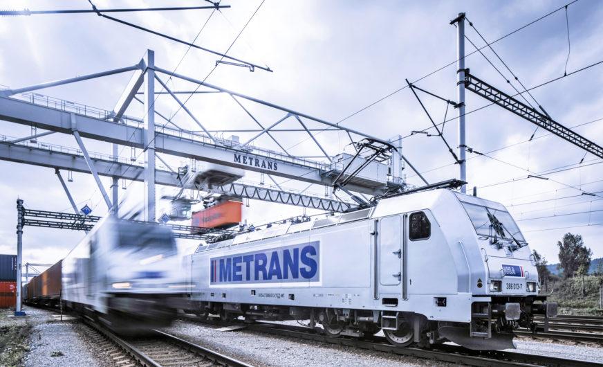 Bahnoperateur Metrans erweitert Angebot ab Linz